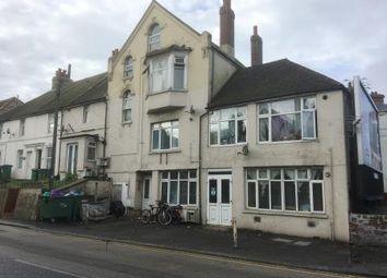 Thumbnail 1 bed block of flats for sale in Rupa House, 4-8 Risborough Lane, Cheriton, Folkestone, Kent