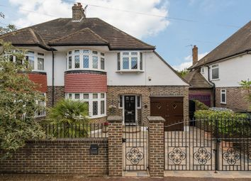 Thumbnail 3 bed semi-detached house for sale in Holland Avenue, London