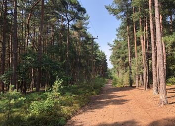 Thumbnail Land for sale in Guildford Road, Camberley