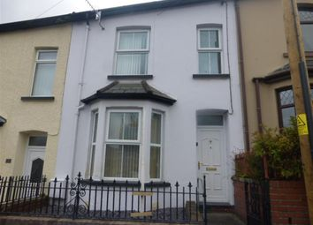 Thumbnail 4 bedroom terraced house for sale in Catherine Crescent, Cymer, Porth