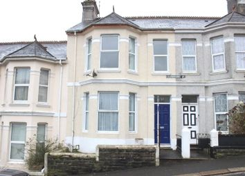 Thumbnail 2 bed flat for sale in Cranbourne Avenue, St Judes, Plymouth