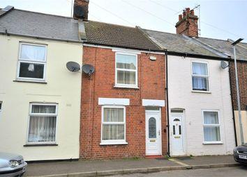 Thumbnail 2 bed terraced house for sale in Hockham Street, King's Lynn