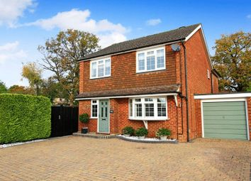 Thumbnail 4 bed detached house for sale in Peregrine Close, Cranleigh