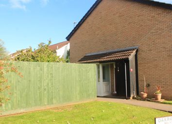 Thumbnail 1 bedroom end terrace house for sale in Oakridge, Thornhill, Cardiff