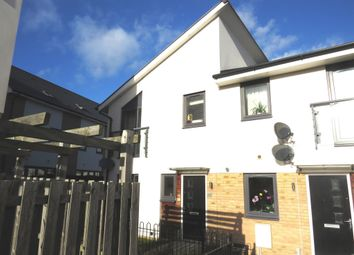 Thumbnail 3 bedroom end terrace house for sale in Rudd Close, Peterborough