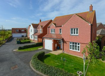 Thumbnail 4 bed detached house for sale in Southdown Close, Bridgefield, Ashford