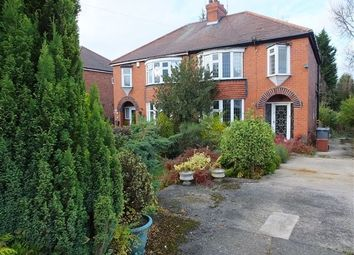 Thumbnail 3 bed semi-detached house for sale in Worksop Road, Sheffield