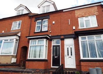 Thumbnail 6 bed terraced house for sale in Selly Hill Road, Selly Oak, Birmingham, West Midlands