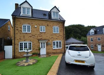 Thumbnail 6 bed detached house for sale in Calderwood Close, Shipley