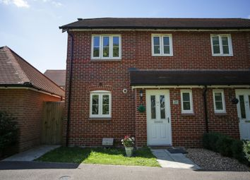 Thumbnail 3 bedroom end terrace house for sale in Lodge Close, Ashford