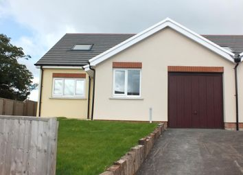 Thumbnail 3 bed semi-detached house for sale in Plot 1, New Development At Woodland View, Milford Haven