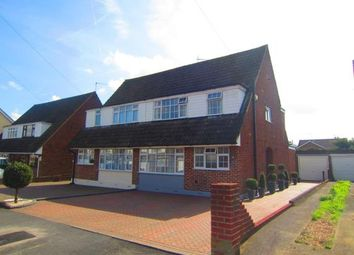 Thumbnail 4 bed semi-detached house for sale in Doddinghurst, Brentwood, Essex