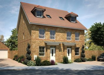 """Thumbnail 4 bed semi-detached house for sale in """"Helmsley"""" at Huntingdon Road, Thrapston, Kettering"""