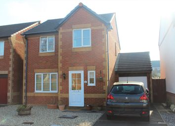 Thumbnail 3 bedroom detached house for sale in Camberley Walk, Locking Castle