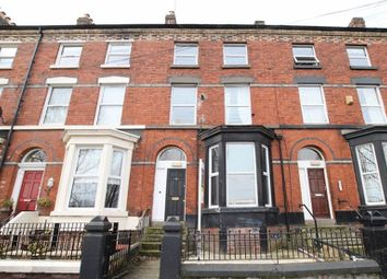 Thumbnail 6 bed terraced house for sale in Botanic Road, Wavertree, Liverpool