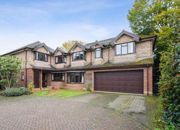 Park Drive, Weybridge, Surrey KT13. 6 bed detached house for sale