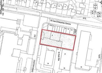 Thumbnail Land for sale in Development Site, Caxton Road, St Ives, Cambs