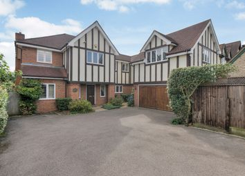 Thumbnail 5 bed detached house for sale in East Ridgeway, Cuffley, Potters Bar