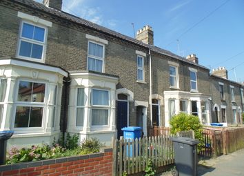 Thumbnail 3 bedroom terraced house to rent in Gloucester Street, Norwich