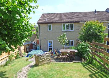 Thumbnail 3 bed end terrace house for sale in Maunder Close, Wincanton