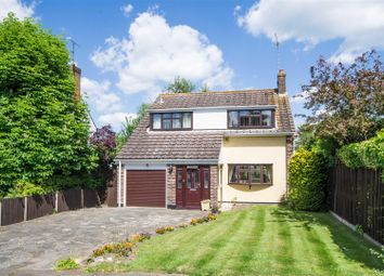 Thumbnail 4 bed detached house for sale in Alwyne Avenue, Shenfield, Brentwood
