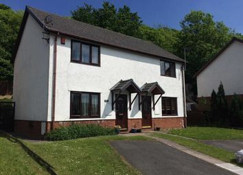 Thumbnail 2 bed semi-detached house for sale in Maes Crugiau, Aberystwyth, Ceredigion
