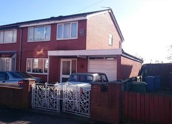Thumbnail 3 bed semi-detached house for sale in Gourley Road, Wavertree, Liverpool