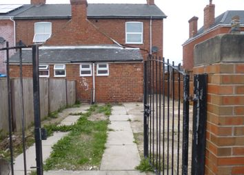 Thumbnail 3 bed end terrace house to rent in South Street, Highfields, Doncaster
