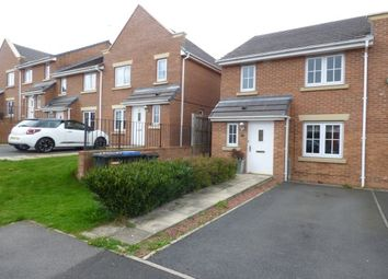 Thumbnail 3 bed property to rent in St. Andrews Square, Lowland Road, Brandon, Durham