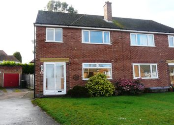 Thumbnail 3 bed semi-detached house to rent in Belmont Road, Rednal, Birmingham