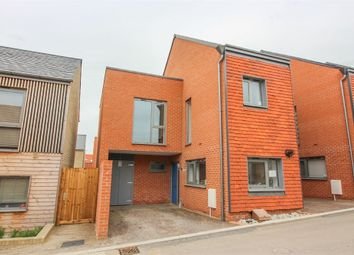 Thumbnail 2 bed end terrace house for sale in Findings Lane, Newhall, Harlow, Essex
