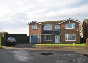 Thumbnail 4 bed detached house for sale in Ashby Gardens, Spalding