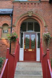 Thumbnail 2 bed flat to rent in Rectory Road, Crumpsall, Manchester