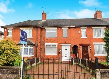 Thumbnail 2 bedroom semi-detached house for sale in Weston Road, Weston Coyney, Stoke-On-Trent