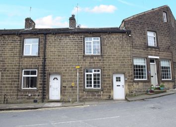 Thumbnail 2 bed terraced house for sale in High Street, Sutton In Craven, Keighley, West Yorkshire