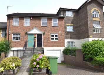 Thumbnail 2 bed town house for sale in Damask Crescent, London