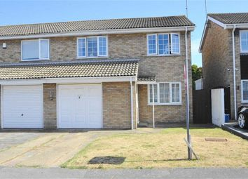 Thumbnail 3 bed semi-detached house for sale in Yarnacott, Bishopsteignton, Shoeburyness