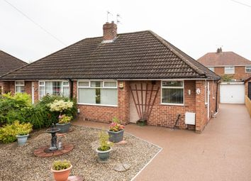 Thumbnail 1 bedroom bungalow for sale in Rawcliffe Close, York