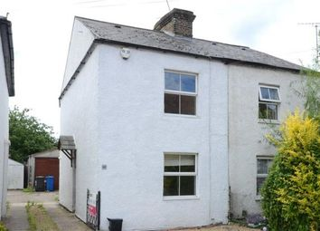 Thumbnail 2 bed semi-detached house for sale in Cordwallis Road, Maidenhead, Berkshire