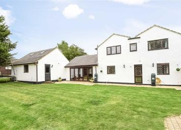 Thumbnail 5 bedroom detached house for sale in Turnpike Road, Blunsdon, Wiltshire