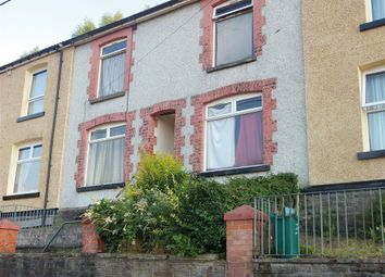Thumbnail 3 bed terraced house for sale in Tanycoed Street, Penrhiwceiber, Mountain Ash