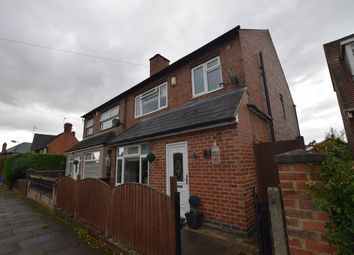 Thumbnail 3 bed semi-detached house to rent in West Park Road, Derby