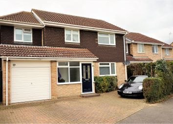 Thumbnail 5 bed detached house for sale in Dimmock Close, Tonbridge