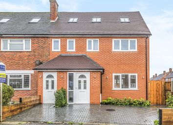 Thumbnail 2 bed end terrace house for sale in Blanchmans Road, Warlingham, Surrey