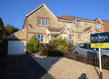 3 bed end terrace house to rent in Lower Ridings, Plymouth, Devon PL7