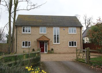 Thumbnail 4 bed detached house for sale in Paston Ridings, Peterborough, Cambridgeshire