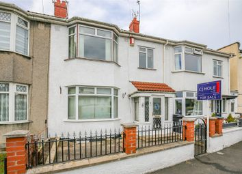 Thumbnail 3 bed terraced house for sale in Southmead Road, Westbury-On-Trym, Bristol