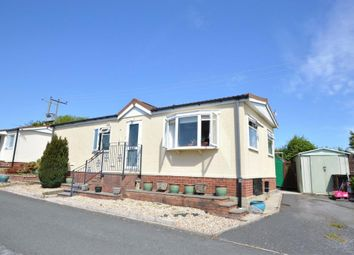 Thumbnail 2 bed mobile/park home for sale in Abbotshill Park, Totnes Road, Abbotskerswell, Newton Abbot