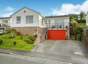 Thumbnail 3 bed detached bungalow for sale in Reddicliff Close, Plymstock, Plymouth