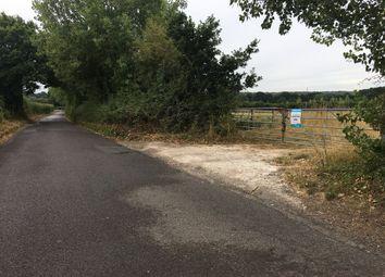 Thumbnail Land for sale in Hurst Lane, Marwell